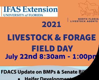 Livestock & Forage Field Day